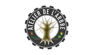 Logo l'Atelier de l'Arbre
