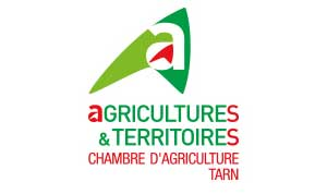 Logo Chambre agriculture Tarn